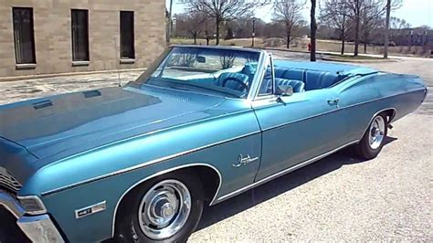 Chevrolet Impala Convertible For Sale Youtube