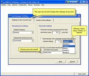 Corporate Enterprise Reporting Module