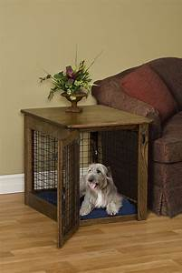 15 stylish pet beds that also serve as great looking tables for Nice dog cage