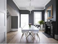 Black Color House Unusual Interior Le Gris Dans La D Coration Int Rieur AMI Annabelle Marteau