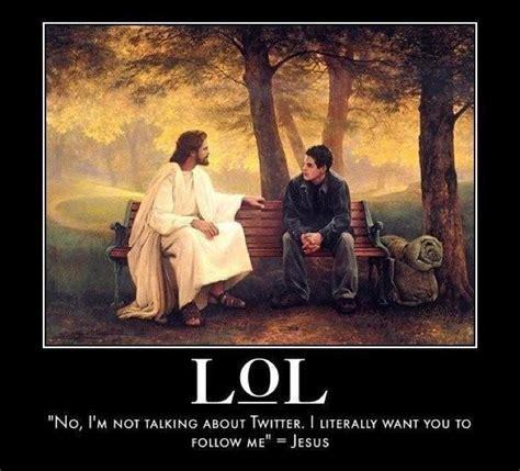 Funny Jesus Memes - jesus tweets or does he
