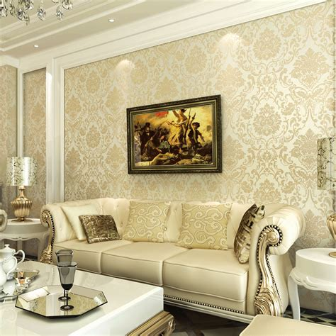 Contemporary Living Room Wallpaper by Living Room Best Wall Pictures For Living Room Wall