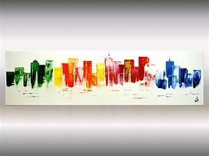 Moderne Kunst Leinwand : acrylbilder selber malen modern verschiedene ideen f r die raumgestaltung ~ Sanjose-hotels-ca.com Haus und Dekorationen