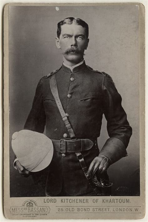 Collection Kitchener by Npg X127980 Herbert Kitchener 1st Earl Kitchener Large