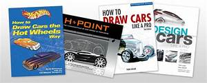 Learning How To Draw Cars