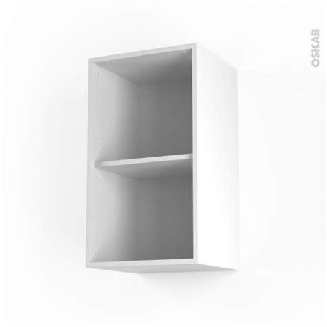 caisson haut n 176 16 meuble de cuisine l40 x h70 x p35 cm
