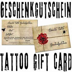 Kostenlose tattoovorlagen beliebte tattoomotive for Tattoo gutschein basteln