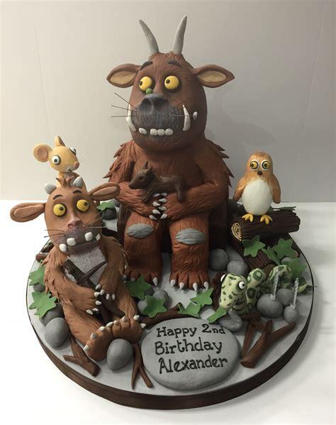 Gruffalo Cake Gruffalo  Ee  Birthday Ee   Cake Cakes By Robin