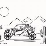 Polaris Coloring sketch template