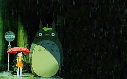 Totoro Movies Neighbor Ghibli Wallpoper Studio Anime