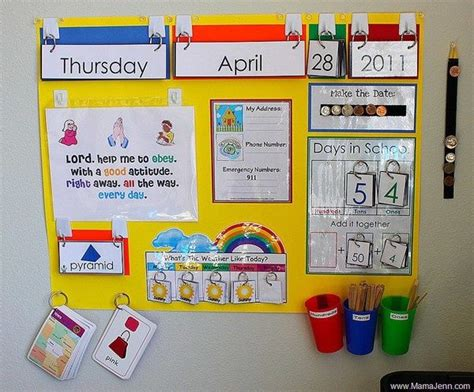 preschool circle time board and supplies with some 236   928511ef4665aab5fecddf32b60991c8