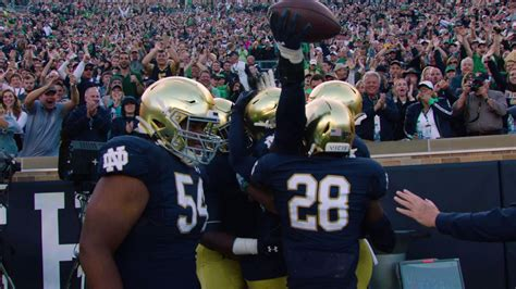 Look Notre Dame On Nbc  News