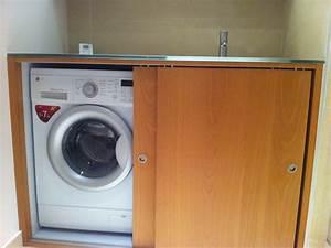 Meuble Pour Machine À Laver : meuble vasque machine a laver ~ Dode.kayakingforconservation.com Idées de Décoration