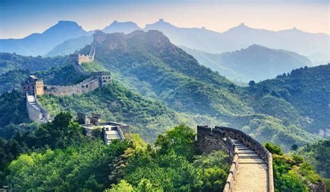 5 Best Places To See The Great Wall Of China From