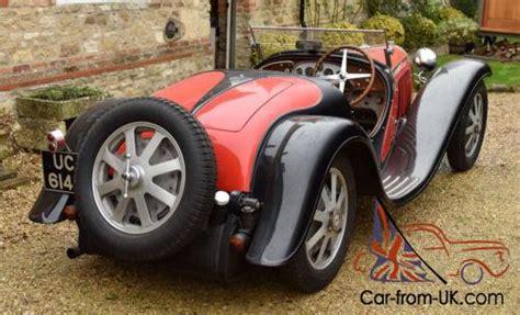 Bugatti Type 55 New Build
