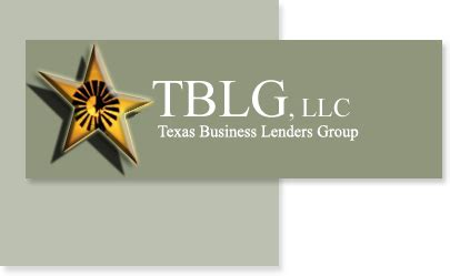 Business Lenders Llc by Tblg Owners Business Lenders Llc All Rights