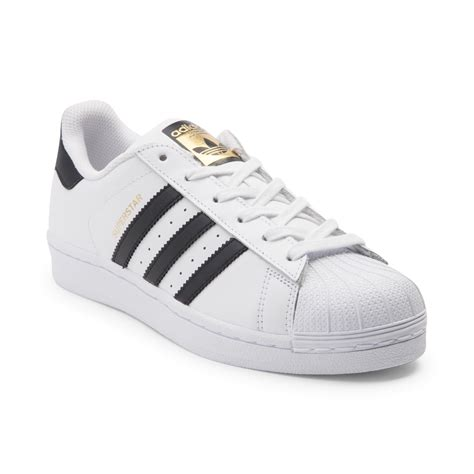 Womens adidas Superstar Athletic Shoe  WhiteBlack 436179