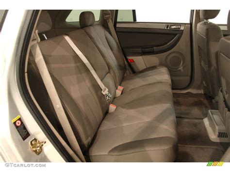2005 Chrysler Pacifica Touring Rear Seat Photo #61070119