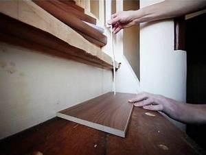 Leiter Für Treppenstufen : alte stufen renovieren laminat auf treppen verlegen in ~ A.2002-acura-tl-radio.info Haus und Dekorationen