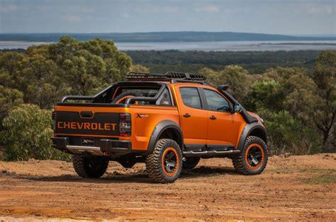 The Chevrolet Colorado Xtreme Truck Future