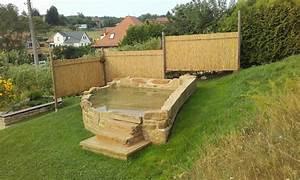 Pool aus holz mein schwimmbecken for Whirlpool garten mit balkon sanieren selber machen