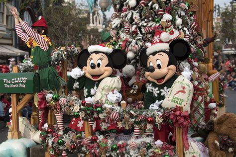 disney parks magical christmas celebration   abc