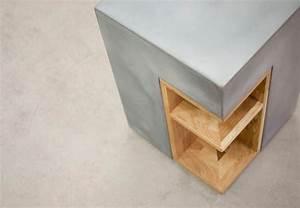 Möbel Aus Beton : m bel und wohnideen aus der betonwerkstatt ~ Michelbontemps.com Haus und Dekorationen