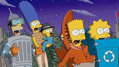 "The Simpsons ""treehouse Of Horror Xxvii"" Review Ign"