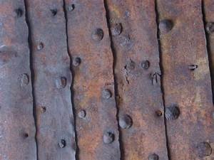 Rusty Metal Rivets