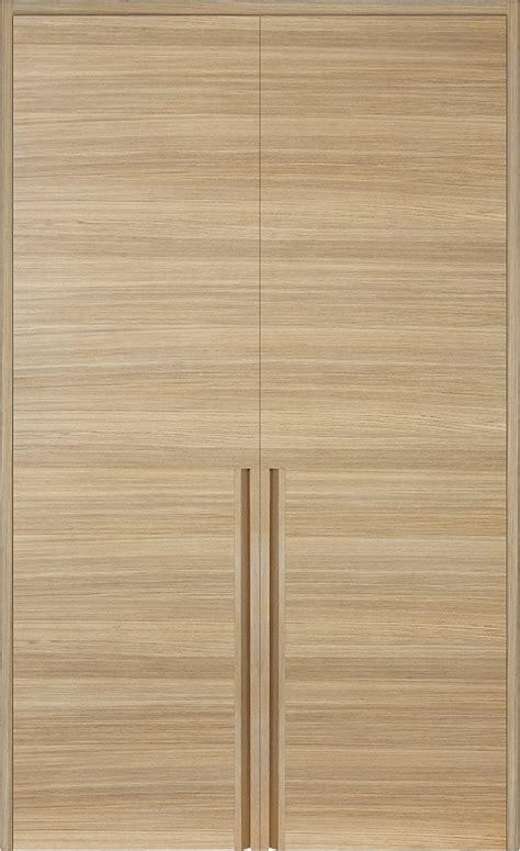 facade placard proboporte en chene blanchi modele emotion