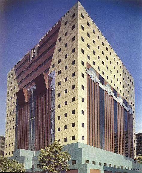 Pomo  Portland, Building And Architecture