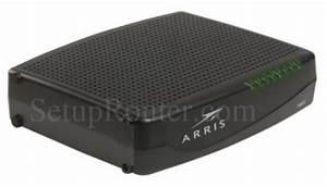 Arris Router Guides