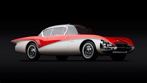 1956 Buick Centurion Concept Wallpapers & HD Images ...