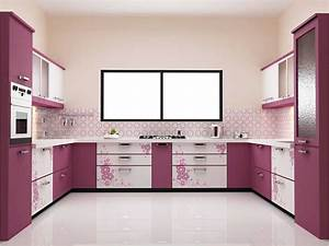 modular kitchen installation interior decoration kolkata With what kind of paint to use on kitchen cabinets for pink flower wall art