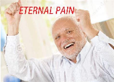 Harold Memes - eternal pain harold hide the pain harold know your meme
