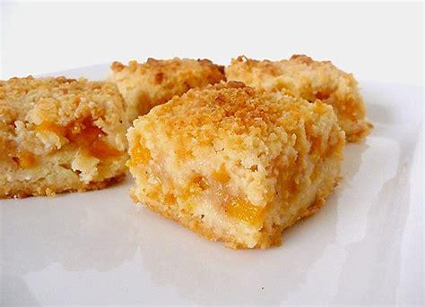 peach crumb bars brown eyed baker