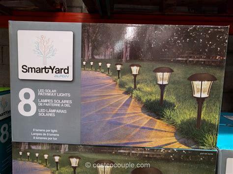 smartyard led solar pathway lights ysn imports 20 lb empty propane tank