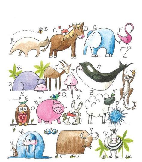 designbirdies abc easy  draw animals  basic shapes