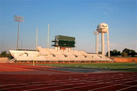 Lake Dallas High School Football Stadium