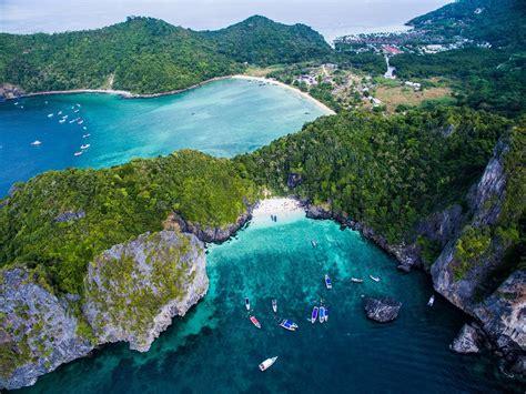 Amazing Thailand 2016 Go Pro Hero4anddji Phantom 3 Koh Phi