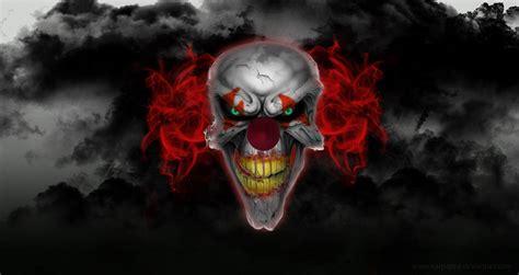 Wallpaper Clown by Scary Joker Wallpapers Wallpaper Cave