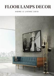 Black white floor lamps decor home ideas interior design