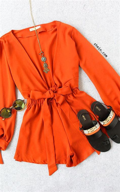 Best 25 Orange Clothes Ideas On Pinterest Orange