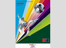 World Cup 2018 Host City Posters Póg Mo Goal