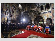 Serbia does historical justice, by holding state funeral