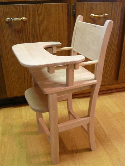pin  sidney williams  wood working wood high chairs