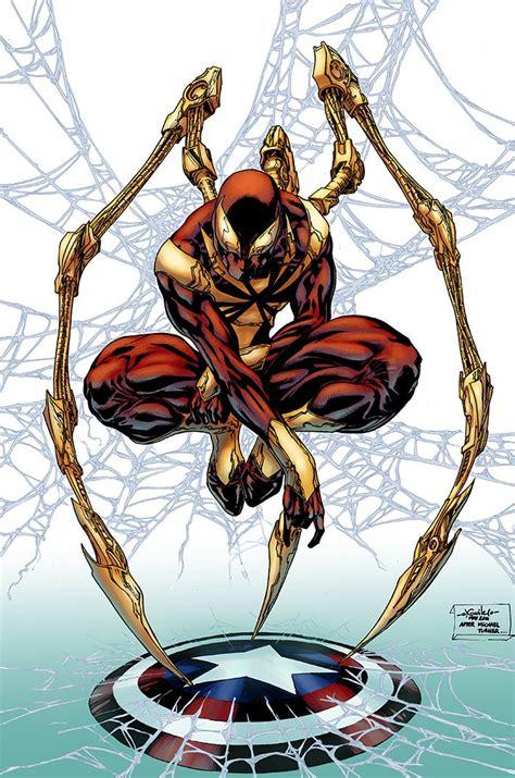 "Spiderman ""ironspider"" Stark Suit Spiderman"