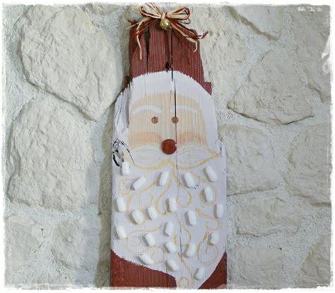 decoration de noel en bois pour une fete ecologique