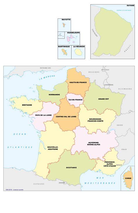 Carte Nouveau Monde 2017 Auvergne Rhone Alpes by Fonds De Cartes 201 Ducation