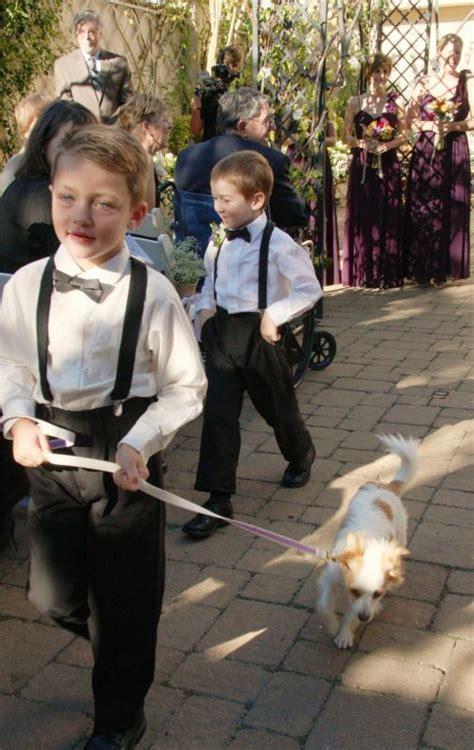 how to choose kiddos for ring bearer flower weddingbee